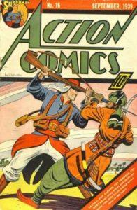 Action Comics #16 (1939)