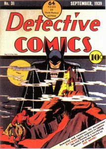 Detective Comics #31 (1939)