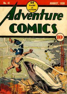 Adventure Comics #41 (1939)