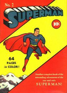 Superman #2 (1939)