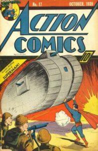 Action Comics #17 (1939)