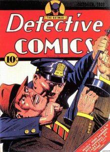 Detective Comics #32 (1939)