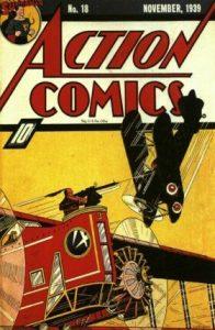Action Comics #18 (1939)