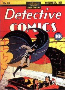 Detective Comics #33 (1939)
