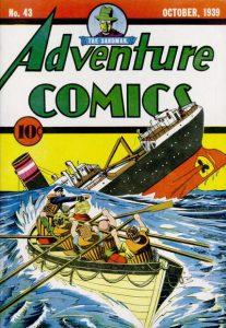 Adventure Comics #43 (1939)