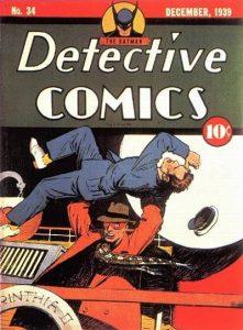 Detective Comics #34 (1939)