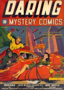 Daring Mystery Comics #1 (1939)