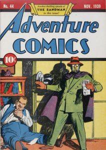 Adventure Comics #44 (1939)