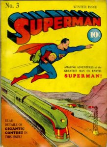 Superman #3 (1939)