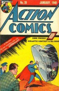 Action Comics #20 (1939)