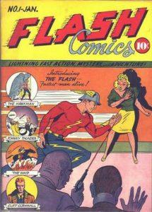 Flash Comics #1 (1939)