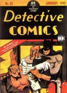 Detective Comics #35 (1939)