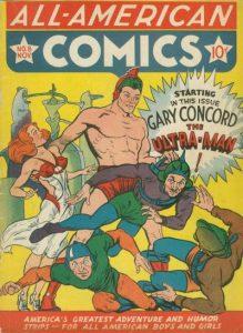 All-American Comics #8 (1939)