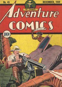Adventure Comics #45 (1939)
