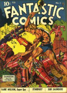 Fantastic Comics #3 (1939)