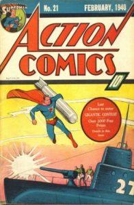 Action Comics #21 (1939)