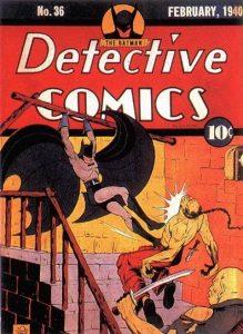 Detective Comics #36 (1939)