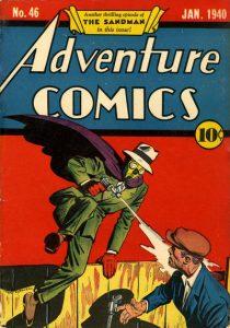 Adventure Comics #46 (1939)