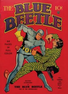 Blue Beetle #1 (1940)