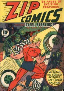 Zip Comics #2 (1940)