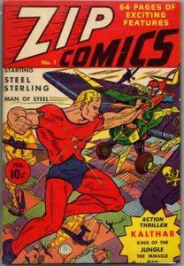 Zip Comics #1 (1940)