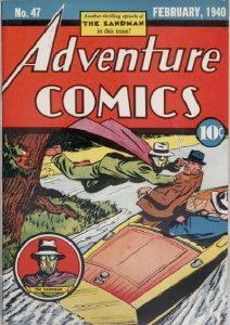 Adventure Comics #47 (1940)