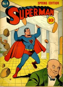 Superman #4 (1940)