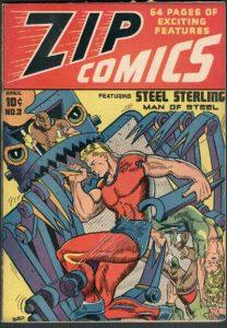 Zip Comics #3 (1940)