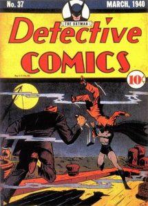 Detective Comics #37 (1940)