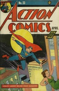 Action Comics #23 (1940)
