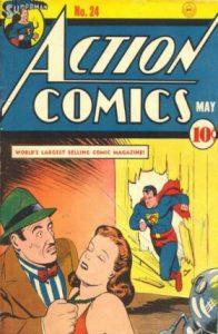 Action Comics #24 (1940)