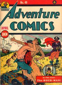 Adventure Comics #49 (1940)