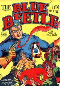 Blue Beetle #2 (1940)