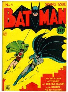 Batman #1 (1940)