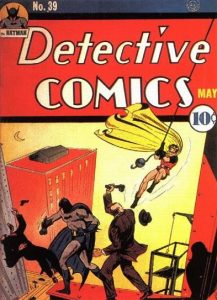 Detective Comics #39 (1940)