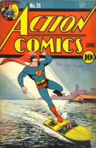 Action Comics #25 (1940)