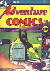 Adventure Comics #50 (1940)