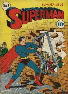 Superman #5 (1940)