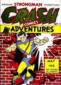 Crash Comics Adventures #1 (1940)