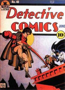 Detective Comics #40 (1940)