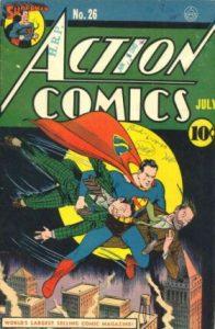 Action Comics #26 (1940)