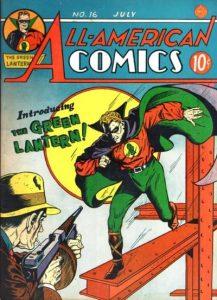 All-American Comics #16 (1940)