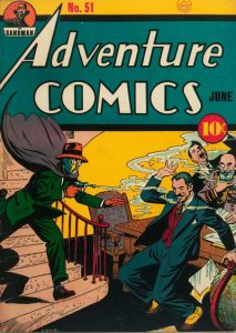 Adventure Comics #51 (1940)