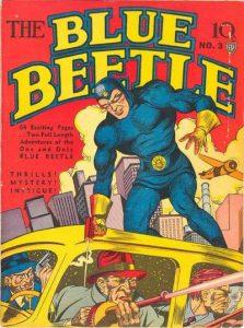Blue Beetle #3 (1940)