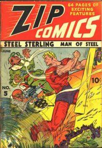 Zip Comics #5 (1940)