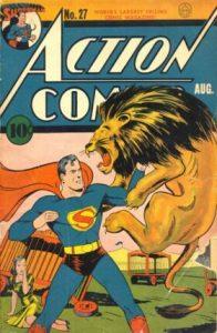 Action Comics #27 (1940)