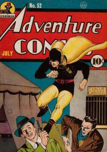 Adventure Comics #52 (1940)