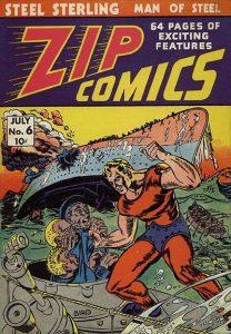 Zip Comics #6 (1940)