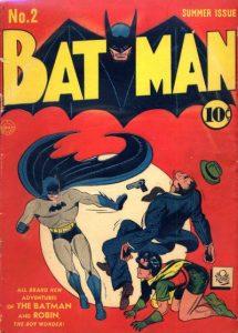 Batman #2 (1940)