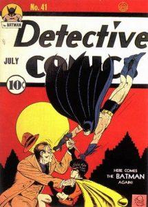 Detective Comics #41 (1940)